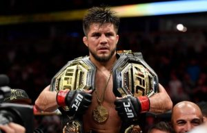 HENRY CEJUDO - Top 5 UFC Ranked Fighters
