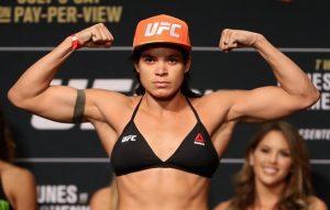 AMANDA NUNES - Top 5 UFC Ranked Fighters